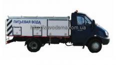 Machine water filling МВ- 1, МВ- 2