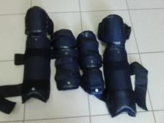 Guards kneecaps and elbow pieces kevlar army USA