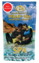 Натуральная черная грязь Мертвого моря Саre &