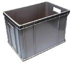 Стыкующийся пластиковый контейнер 600x400x400