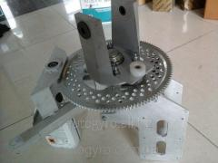 Autogyro rotor head new type assembled