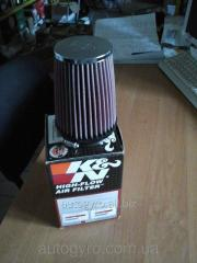 Air filter of an autogyr