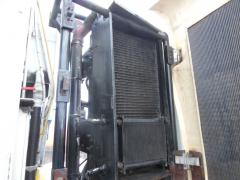 Radiator on the Iveco Magirus Euro-Mover Cursor