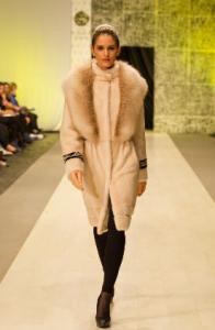 Coat mink E21/11