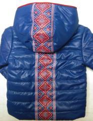 Куртка детская на мальчика демисезонная