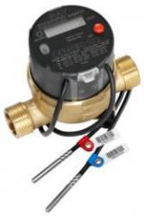 Heat meter mechanical compact RAY 15-0,6