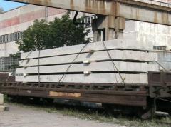 Pile reinforced concrete integral continuous