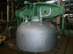 Steam chamber of a formatora-vulcanizer