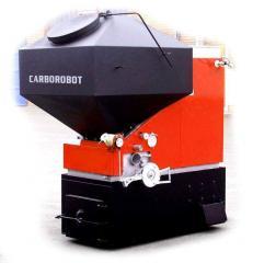 Твердотопливный котел CARBOROBOT C140 (Венгрия)