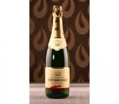 Шампанское Украины «Триумфальное» (брют, сухое, полусухое, полусладкое, сладкое)