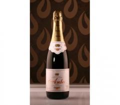 Шампанские вина Вино игристое розовое Амбер (брют, сухое, полусухое, полусладкое, сладкое)