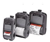 Принтер мобильный печати этикеток Zebra MZ 220