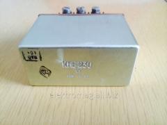 Контактор  КНЕ-230 12В