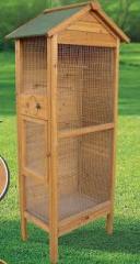 Клетки для животных и птиц деревянные