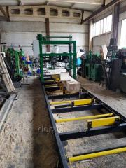 The power-saw bench is disk