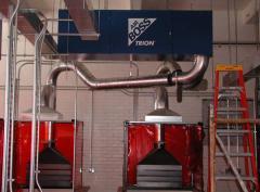 Промышленный фильтр TRION модель Т1300
