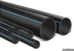 Трубы водопроводные п/э 80 ПЭ-100 Одесса