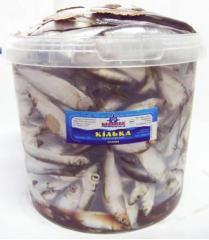 Килька соленая (черноморская)