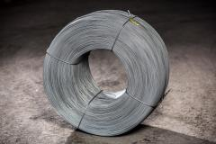 Wire VR-1 steel for reinforcing concrete