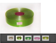 Flower tape of one-color 2 cm and 3 cm