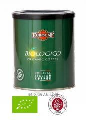 Кофе молотый EUROCAF «BIO»