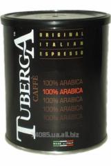 Кофе молотый TUBERGA 100% Arabica