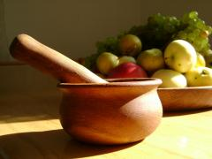 Plate wood opilochnye under a varnish lis
