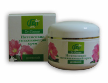 Intensively moisturizing cream (day)