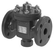 The valve the regulating 2nd running
