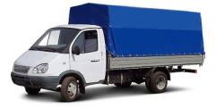 Awnings for trucks, dump trucks, trailers and