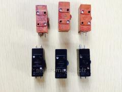 MICROSWITCHES I D703,VK-6, D701, D711, D713, D303,