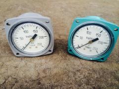 Манометр МТП-3М 160кг/см МТП-3М 250кг/см