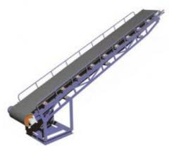Conveyors tape width up to 15 m long 500mm-1200mm