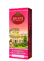 Tea Heylis Angliysky strawberry with cream 25 Pak.