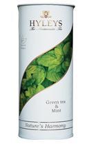 Чай Хейлис Зеленый чай с мятой