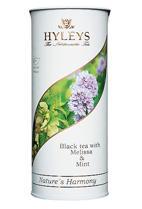 Tea Heylis Black tea with a melissa and mint of