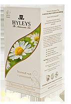 Tea Heylis Green tea with a camomile