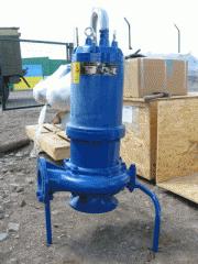 Pumps of the MAGNUM S, CSP, ESP series