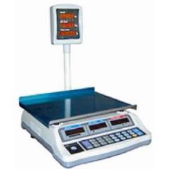 Commercial scales CAS