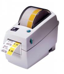 Thermal receipt printer, label printer