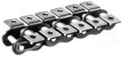 Цепь роликовая с креплениями (транспортерная)
