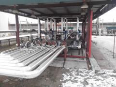 Оборудование для нефтебаз и резервуарных парков