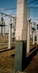 Восстановление (санация) защитного цементного слоя