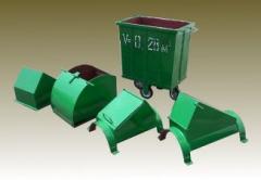 Комплект оборудования для мусоропроводов высотных