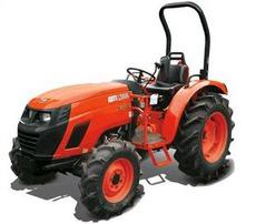 Трактор садовый Kioti LX500L (Корея)