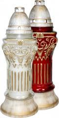 Свечи, лампадки, вставки от производителя