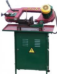 Lentochnopilny (a tape saw) to Wash the machine 1