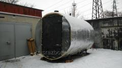 The furnace pyrolysis for production of charcoal