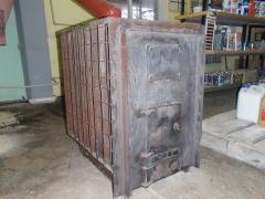 The furnace for a bath, saunas tm ENERGIYa