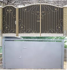Каталоги металических ворот украина калитка сто тисяч